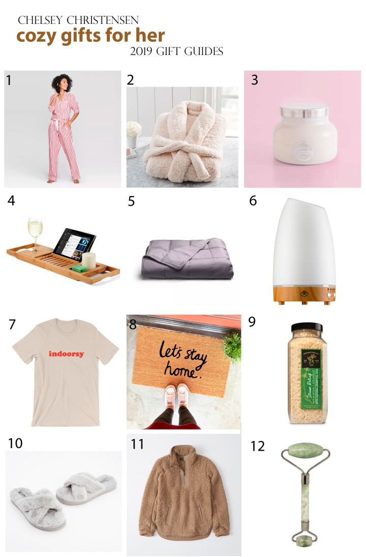 2019 Gift Guide: Cozy Gifts for Her