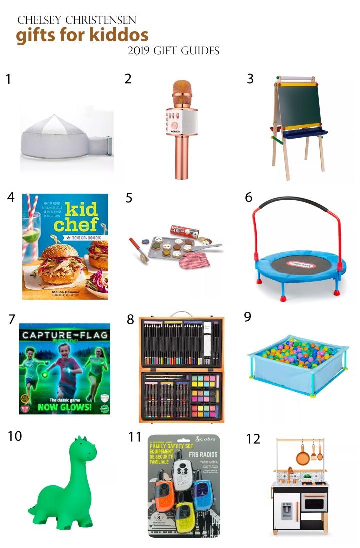 2019 Gift Guide:Kiddos