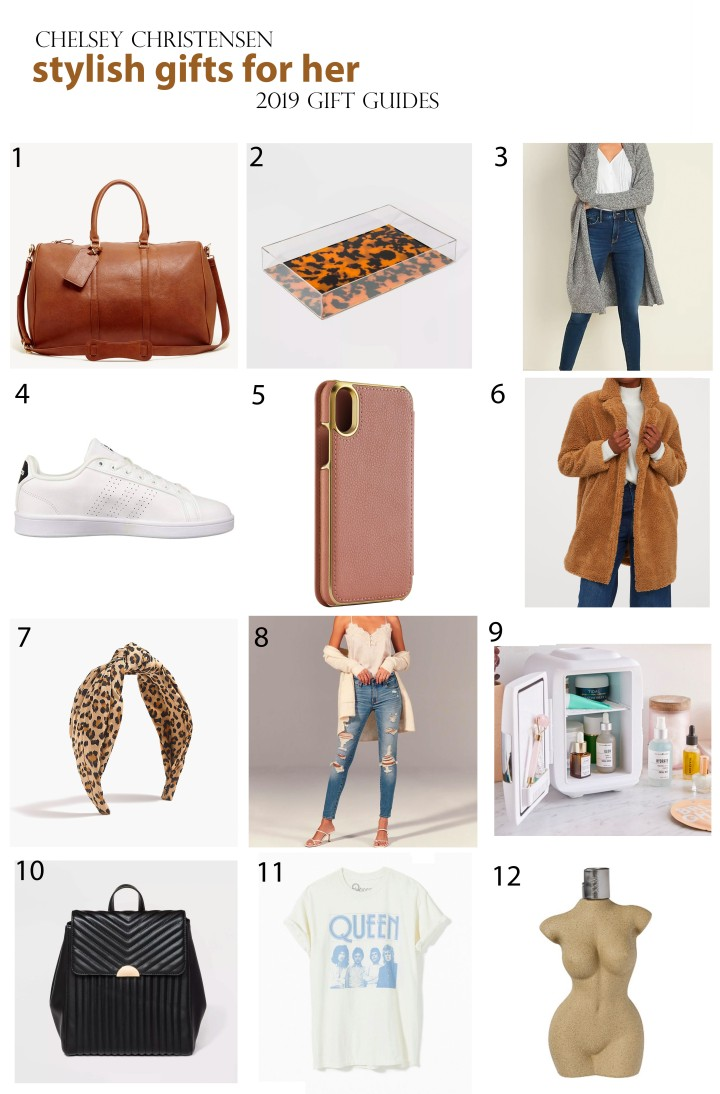2019 Gift Guide: Stylish Gifts for Her
